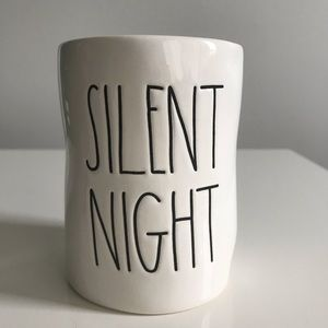 Rae Dunn Silent Night Winter Frost Scented Candle